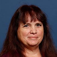 Susan Mitchell, Graphic Designer II