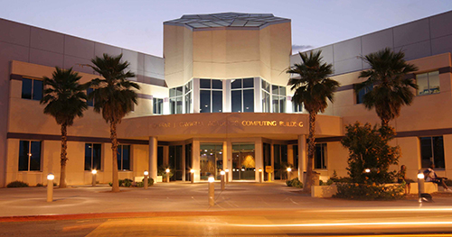 CSN Henderson main campus building