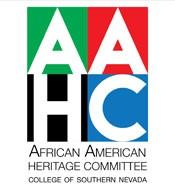African American Heritage Committee Logo
