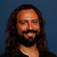 Anthony Adamo, CC Professor, Int Languages