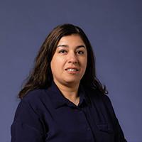 Fatima Nuval, Administrative Assistant II