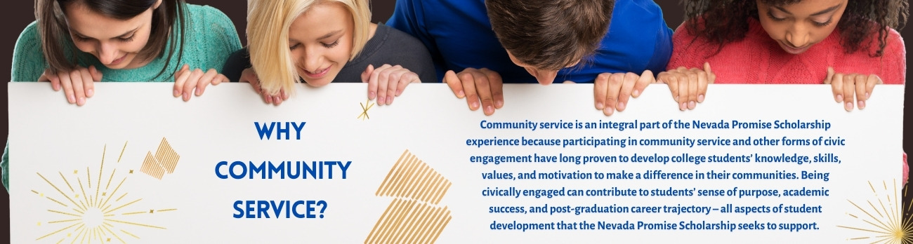 Why Community Service?