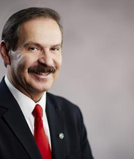 President Federico Zaragoza