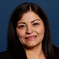 Iris Melendez, Assistant Director, Salary Administration & Records