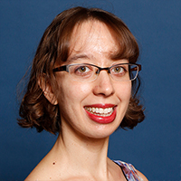Stephanie Villamor, Cc Librarian