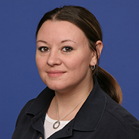 Jenn Daughtery, Manager, Purchasing