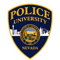 University Police Shield, Nevada