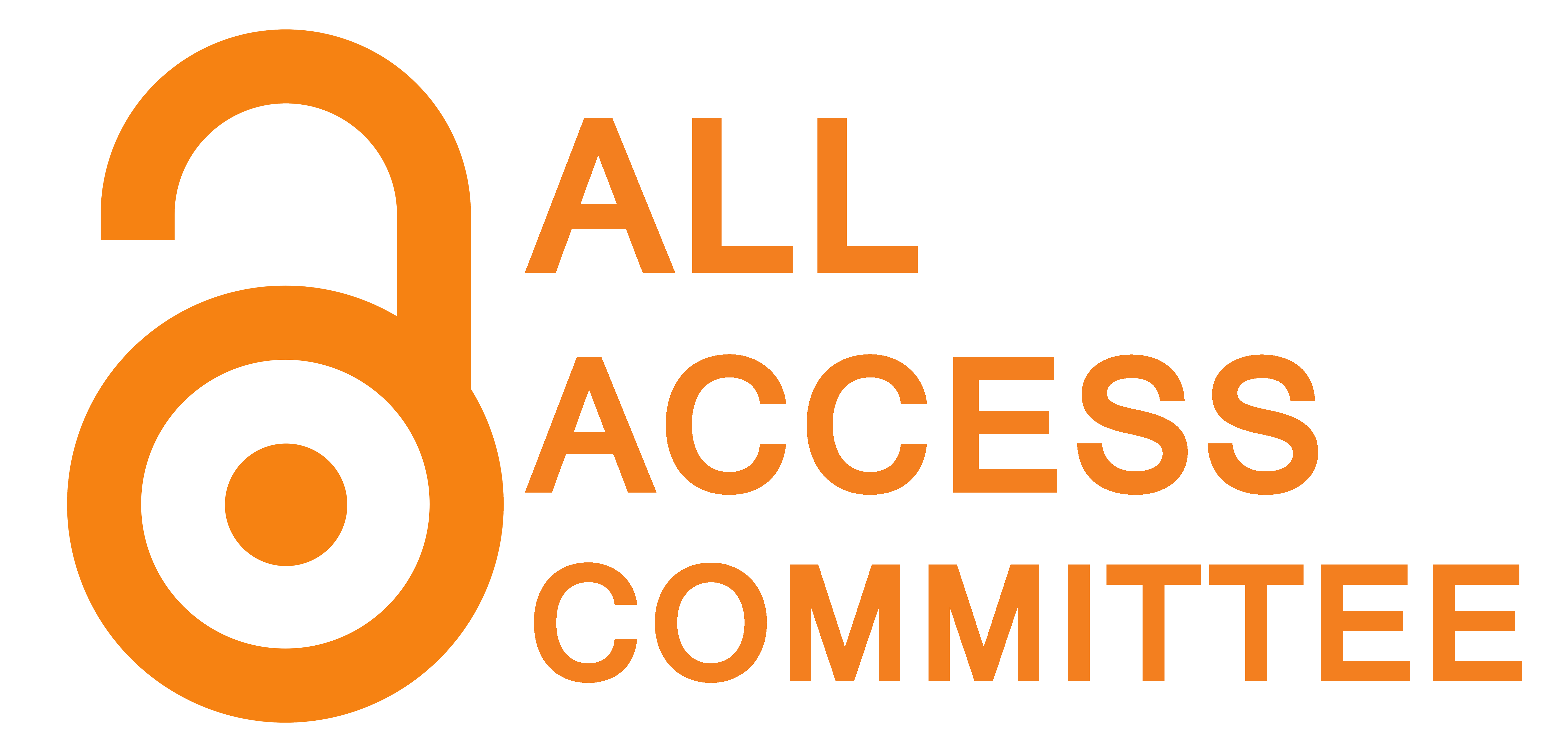 All Access Committee Logo