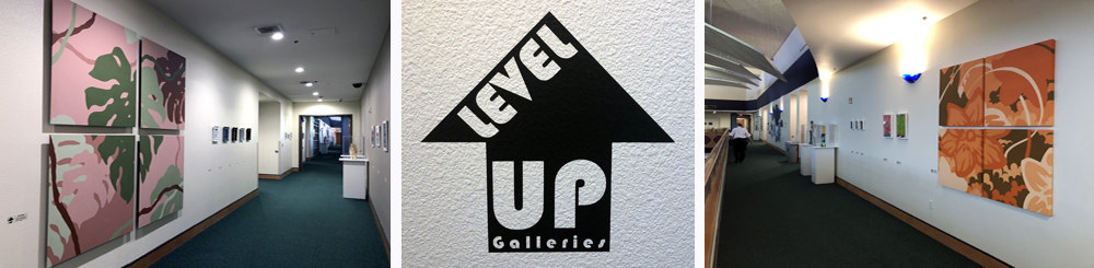 Level Up Gallery Images, CSN Henderson Campus