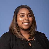 Tenieka Carter, Academic Advisor