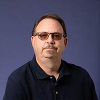 Steve Nellis, Administrative Assistant II