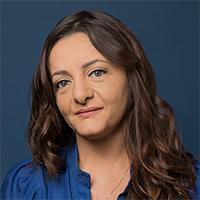 Ivana Viviano, Administrative Assistant IV