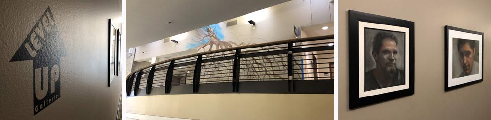 Level Up Gallery Images, CSN North Las Vegas Campus