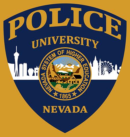 Image of NSHE Police Badge