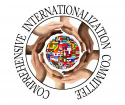 Logo for the Comprehensive Internationalization Committee