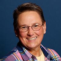 Michele Bogue, CC Professor,  Hum Behavior