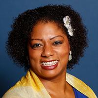 Ayesha Kidd, Associate Vice President – Organizational Development & Effectiveness