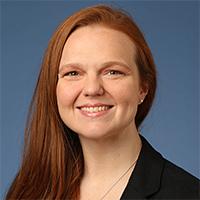 Rebecca Gates, Senior Specialist, Student Affairs