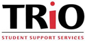 Logo for TRIO student support services