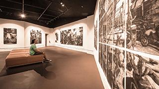 CSN art gallery
