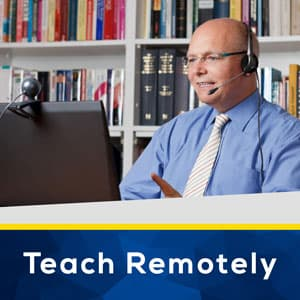Teach Remotely
