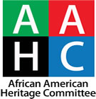 Logo for African American Heritage Committee
