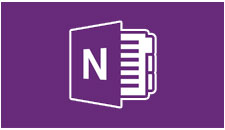 Onenote training graphic