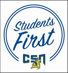 Students First Logo