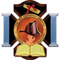 Fire & Emergency Services Badge