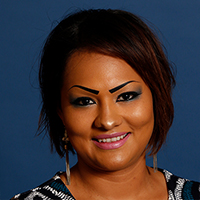 Cecilia Gonzalez, Administrative Assistant IV