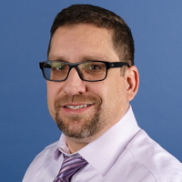 Brian Bourgon, Director of Communication and Training