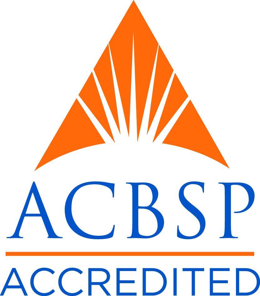 ACBSP CHEA Accreditation logo