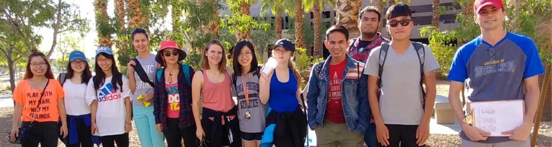 International center staff