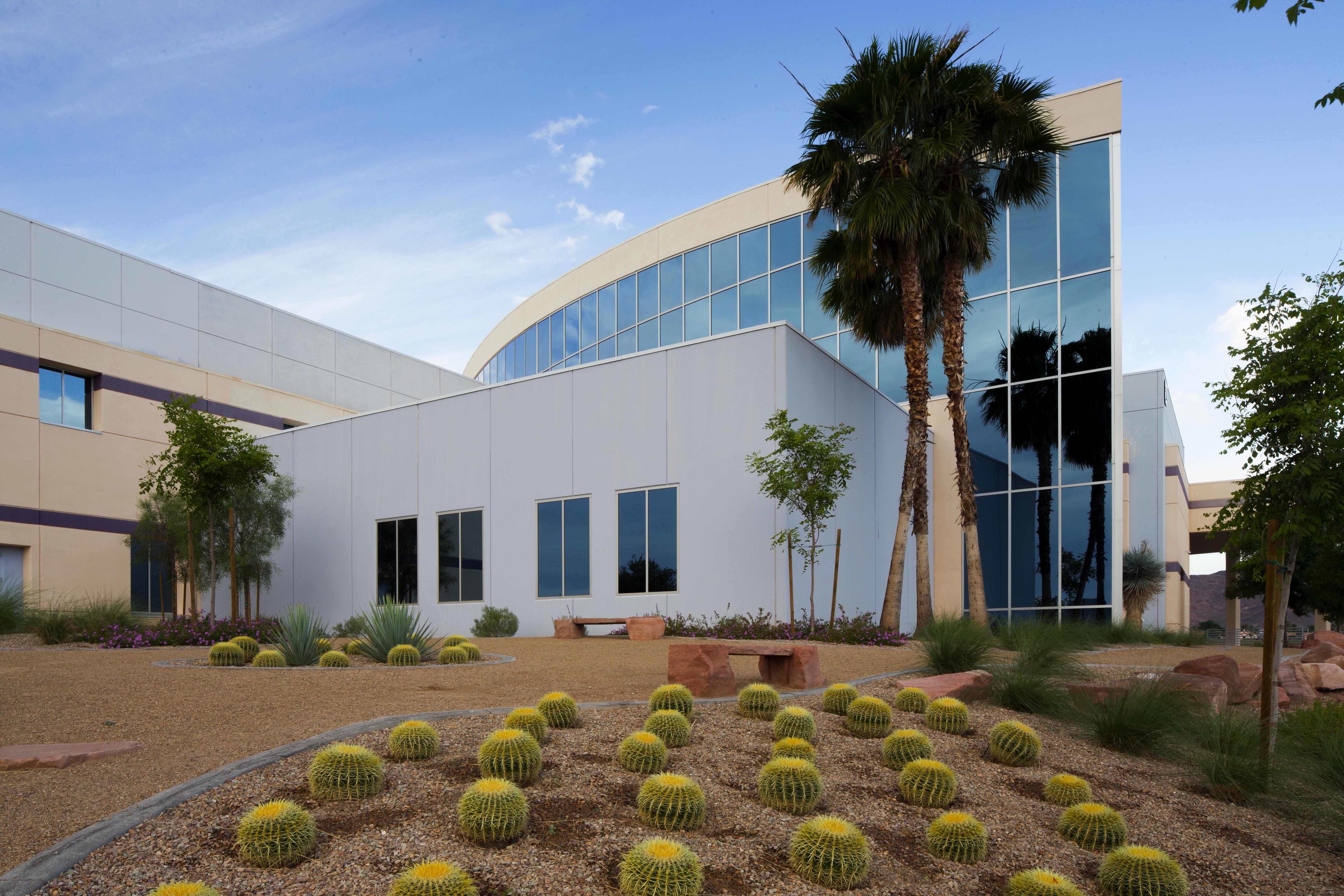 """Henderson Campus """"C"""" Building"""