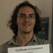 Graduate photo of Rand D'Orazio.