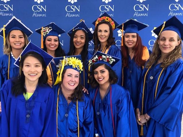 Picture of CSN graduates