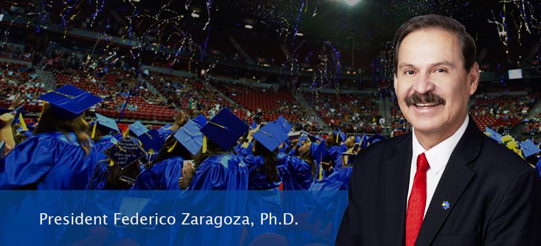 Dr. Federico Zaragoza - President, College of Southern Nevada
